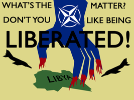 What's the Matter Libya? by Party9999999
