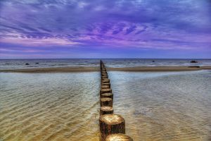 Path into the ocean by chevyhax