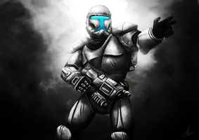 Republic Commando by UltimaFatalis