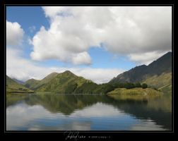 Moke Lake by Crooty