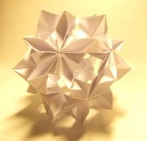 Kusudama Infiny by Monarth