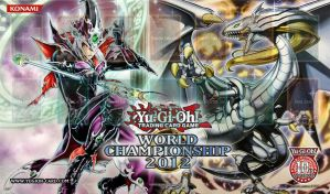 Yu-Gi-Oh! World Championship 2012 PlayMat by DaniOcampo1992