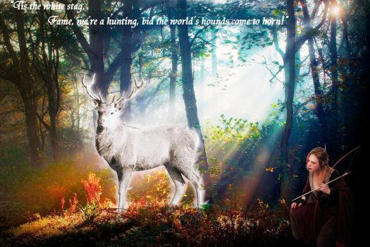 The White Stag by Jory476