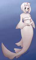Nurse Shark by Pastelletta