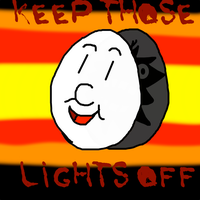 Keep those Lights off by CrossoverGamer