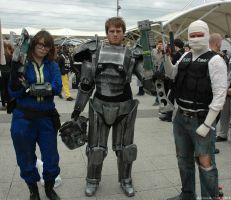 Fallout Group by ArcaneArchery