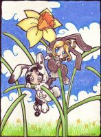 ::Easter Bunnies 2008:: by oliko