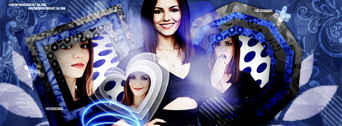+Portada|Lection Number One|Victoria Justice|CFTST by iSoCut3