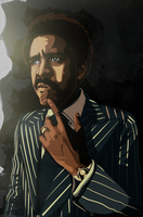 Richard Pryor by ThePlumber702