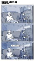 gaming life 01-02 by longlei
