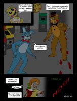 FNAF: SOP--Chapter 1, Page 45 by SilyaBeeodess