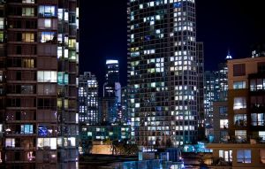 Vancouver Night 08 by digital-uncool