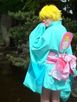 Butters in Kimono by Blue-Bow-Space