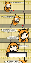 Dying Alone With Cats by MikiBandy
