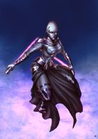 Asaj Ventress by cric