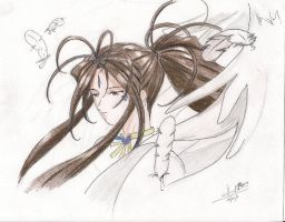 Belldandy by yukiRue