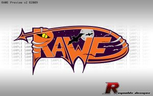 RAWE Logo v2 by creynolds25