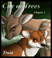 City of Trees- Ch. 2 Cover by SanjanaStone