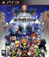 Kingdom Hearts II.5 HD Remix Cover [FanMade] by Ventus08