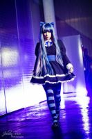 Stocking Cosplay preview by clefchan