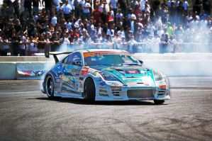 350z Drift at D1GP by jb1830