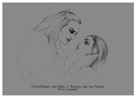 Grilo - Beauty and the Beast by Repobsession