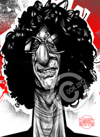Howard Stern by RussCook