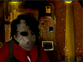 TCM-Leatherface by star-vader