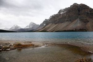 Canada - Bow Lake by puppeteerHH