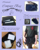 Computer Bag by Aphilien