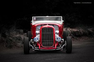 Red Rod by AmericanMuscle