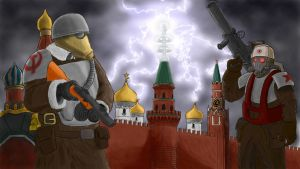 In Soviet Russia by ComradeGuy