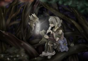 The Poet by yolin