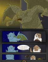 Hunchback Tribute - all gargoyles are the same by ThalesRuvon