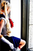 Manga Sailor Moon cosplay by meteorie