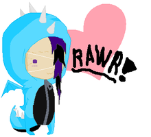 -rawr- by anne-t-cats
