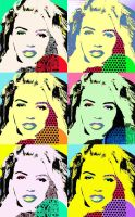 Mundo de Cristal Pop Art by GiOpUnK