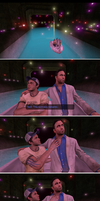 L4D2: The Tunnel of Love (NickXEllis) by InvaderSaph