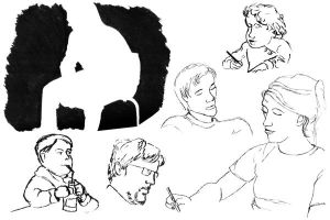 Sketches by TheObserver