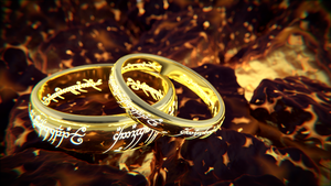 wedding_Rings by b0zill