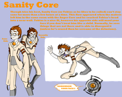 Sanity Core - Tobias by DordtChild