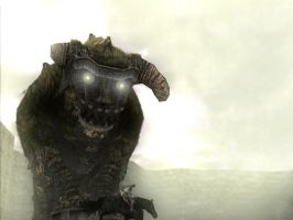 Shadow of the Colossus by onetrackmindCAG
