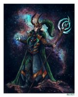 Loki by AngelaRizza
