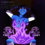 GregTheLion's Girls- Leah by Alvah-and-Friends