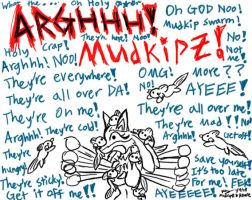 Azure: Mudkipz EVERYWHERE by Snowfyre