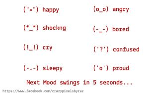 mood swings by razr310