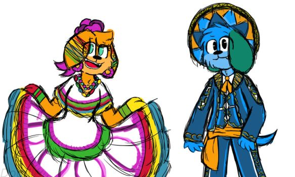 .:Traditions:. by Fnafdoodle