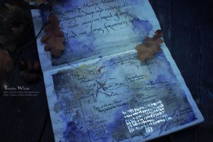 Thorin's Map by Kinko-White