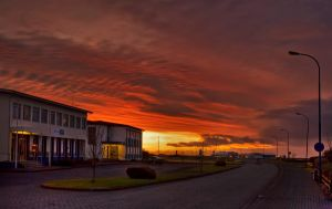 ICELAND - postoffice by PatiMakowska