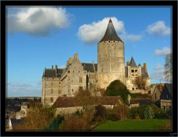 Chateaudun - 7 by J-Y-M